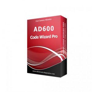 AD 600 code wizard pro