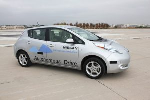 Autonomous Cars by 2020  Though less well-known than Google's driverless car, Nissan's autonomous car (which is based on the Leaf EV) is expected to enter the consumer market by the year 2020.
