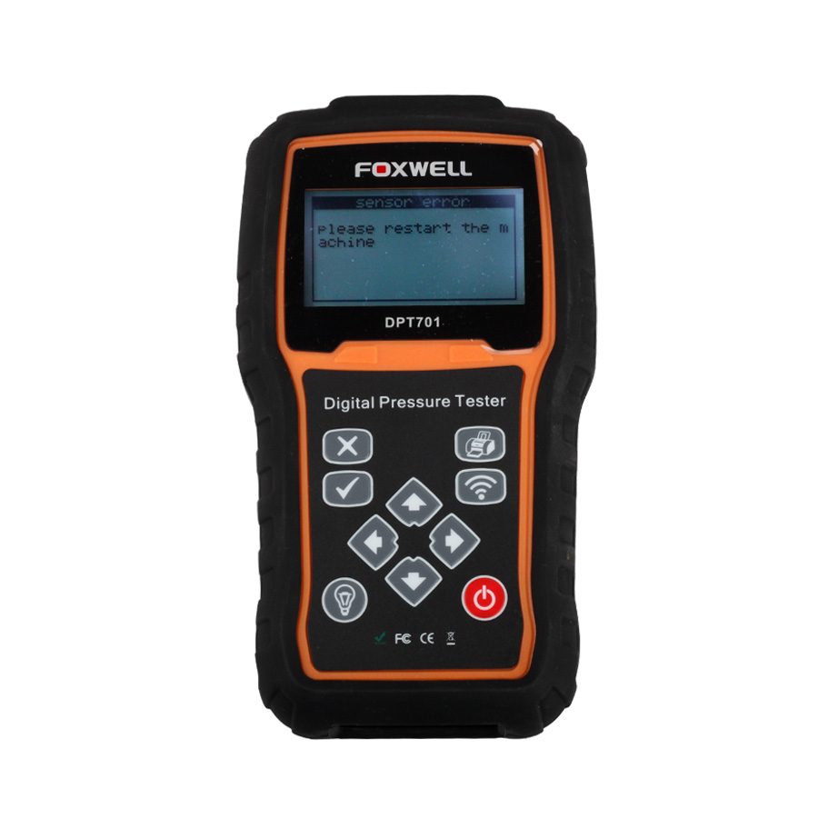 DPT701 Digital Pressure Tester