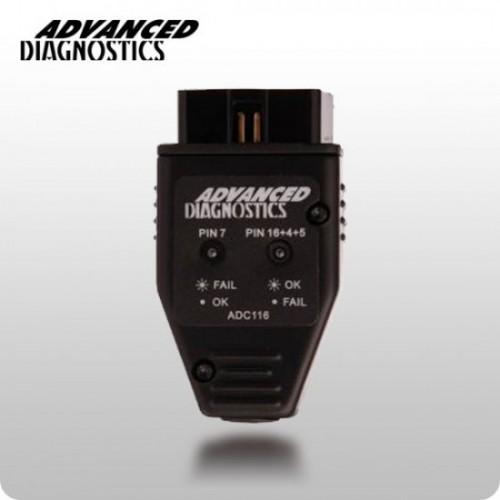 Advance Diagnostic Pin7