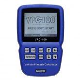 VPC-100 Hand-held Vehicle PinCode Calculator