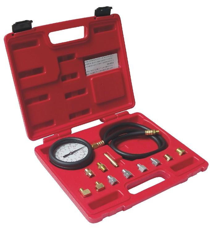Automatic Wave-Box Pressure Meter